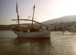Odina a Cadaqués (Foto: Vicente Garcia Delgado)